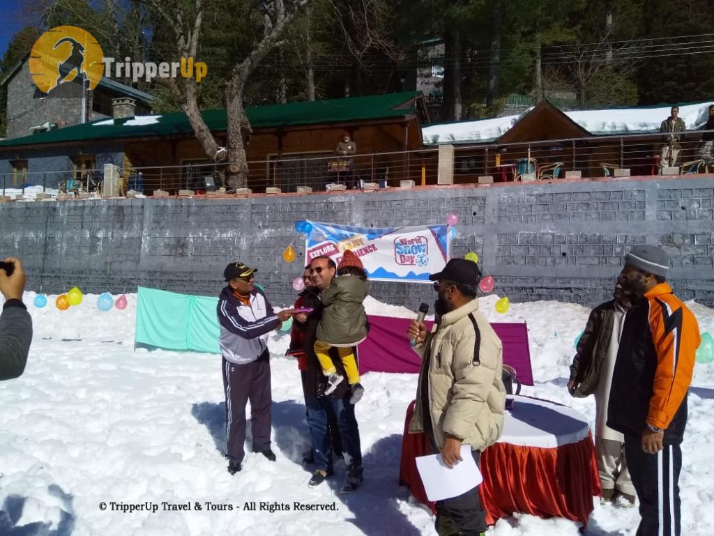 World Snow Day Celebrations