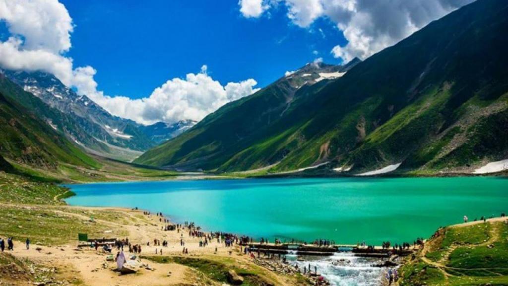 Mythical Lake - Kaghan Valley