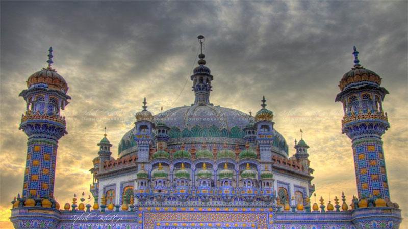 Shrine of Sachal Sarmast